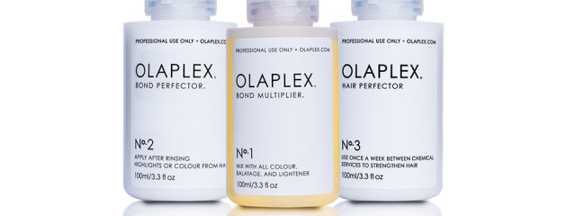 Renowned Olaplex for Curly Hair!